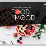 Food For The Mood Landingpage Desktop